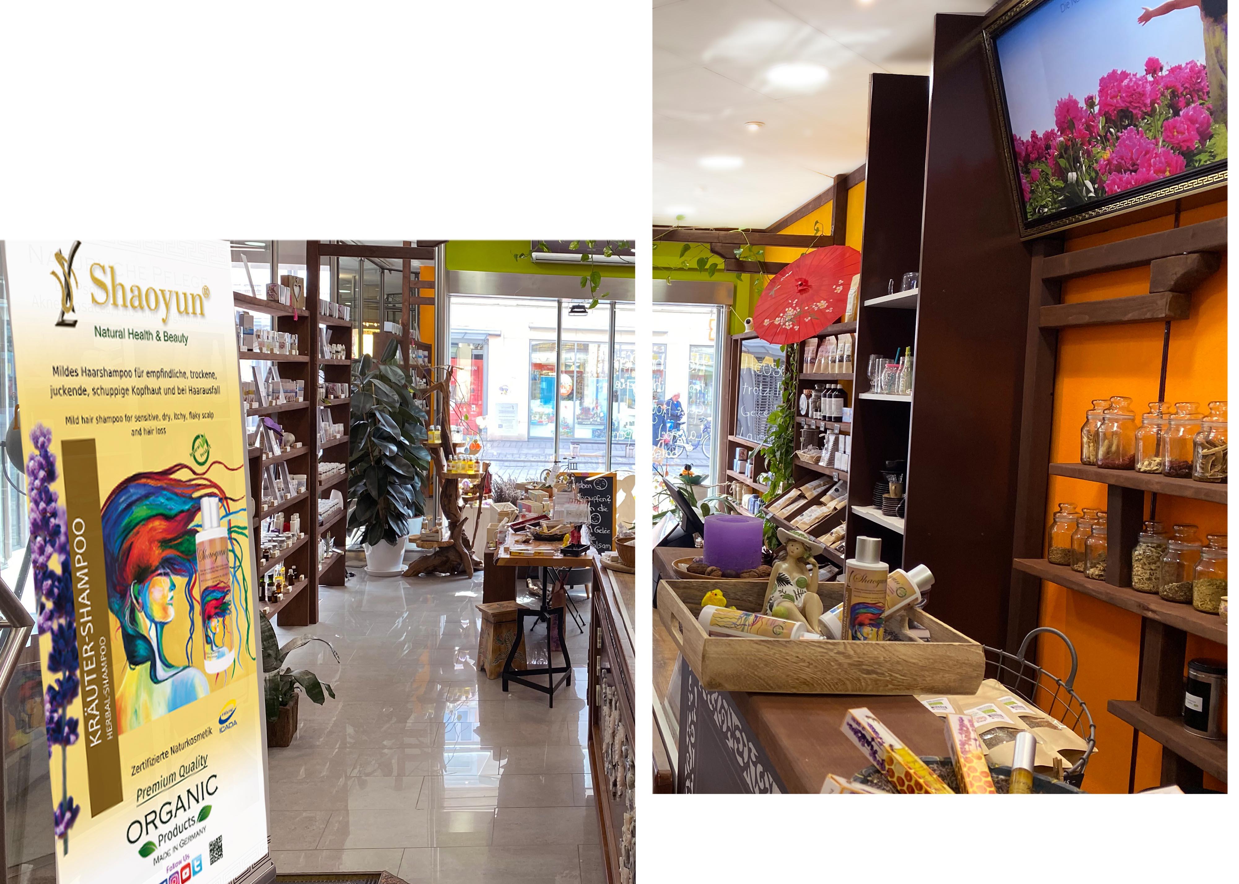 Shaoyun Natur und Bio Lounge